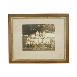 Hockey Team Photograph