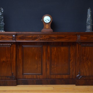 Superb Quality William IV Mahogany Sideboard