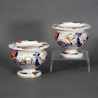 MASON'S IRONSTONE CHINA SALTS
