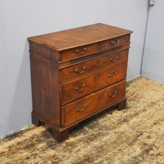 George III Neat Mahogany Chest of Drawers