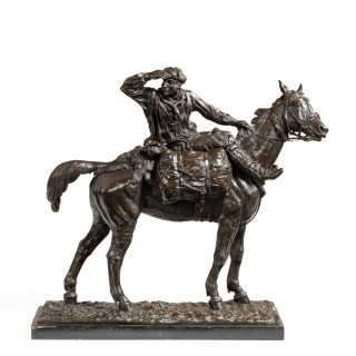 A Cossack rider by du Passage