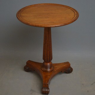 Regency Coffee Table in Mahogany
