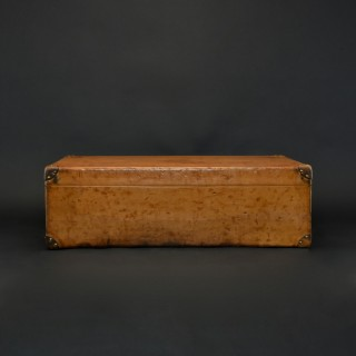 Louis Vuitton Natural Leather Suitcase
