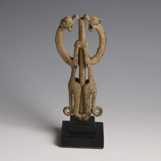 Luristan Master of the Animals Finial