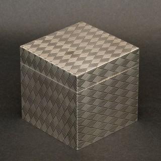 Bedetti Silver Cube