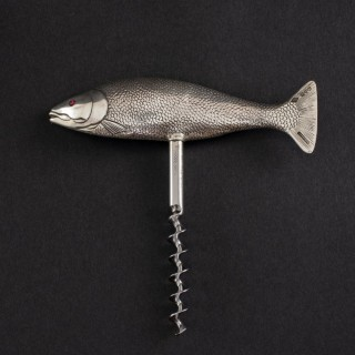Silver Salmon Corkscrew