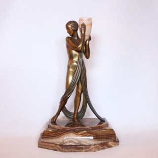 Pierre Laurel Bronze 'Water Carrier'