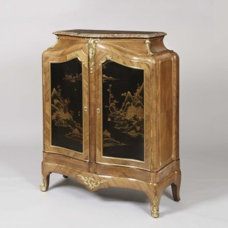 A Buffet Hauteur in the Louis XV Manner by Maples of Paris