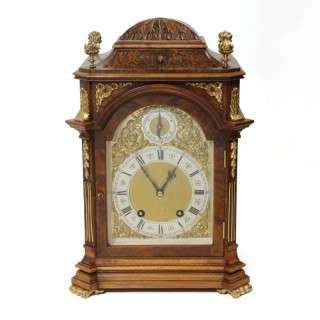 Lenzkirch Ting Tang Striking Bracket clock