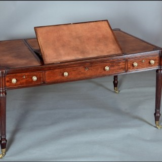 Library Writing Table
