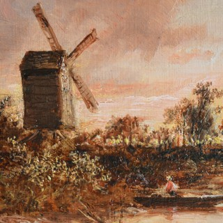 By the Windmill