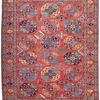 Contemporary Ersari carpet