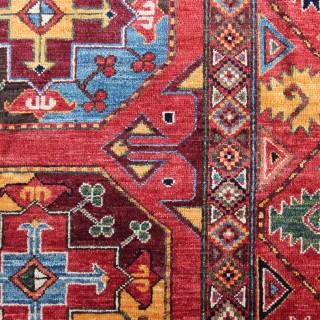 Contemporary Ersari carpet