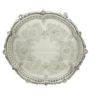 Antique Victorian Sterling Silver 13