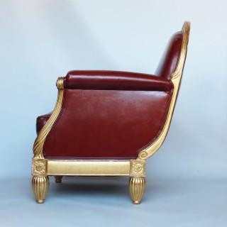 An Art Deco Armchair