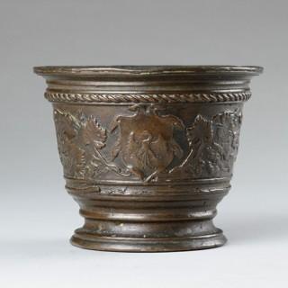 A North Italian Renaissance Bronze Domestic Mortar
