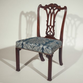 Fine 18th Century Chippendale Chair