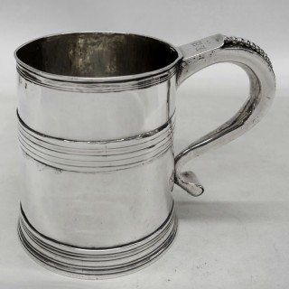 Antique James II Silver Mug
