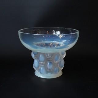 Rene Lalique Beautreillis Vase