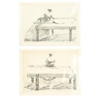 Female Billiard Player