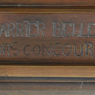 Bronze of Harmonie by Carrier Belleuse