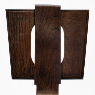 PAIR OF MODERNIST CHAIRS ATTRIBUTED TO FRANCIS JOURDAIN, 1920s