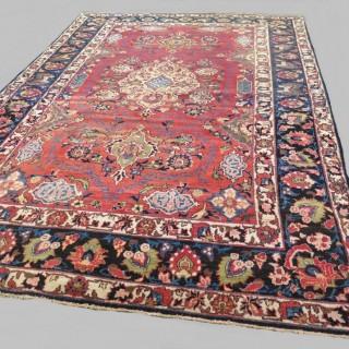 Rare Tehran rug