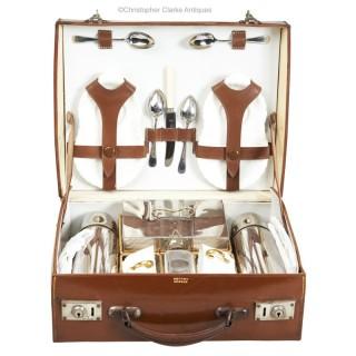 Aspreys Picnic Tea Set
