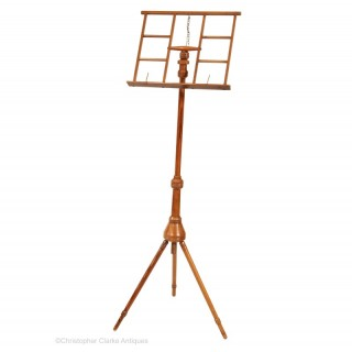 Portable Music Stand, Wheeldon Patent