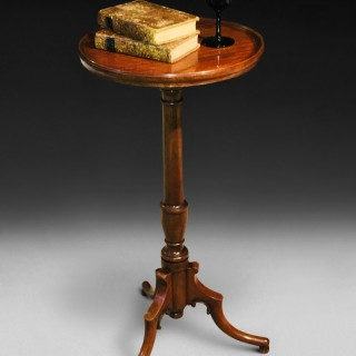George IV Mahogany Wine Table