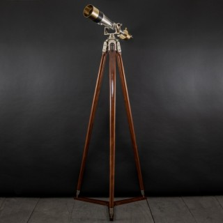 WWII  25 x 80  Monocular Telescope