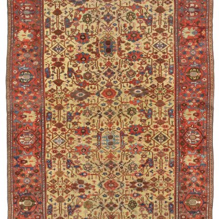 Antique Fereghan carpet, Persian