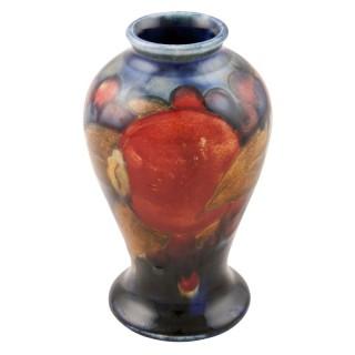 Miniature Moorcroft Pomegranate Vase