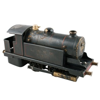 LNER Steam Engine Model