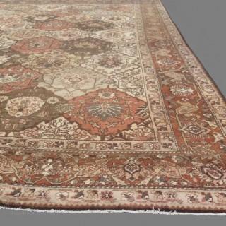 Antique Baktiar carpet