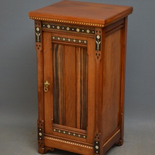 Gothic Revival Bedside Cabinet