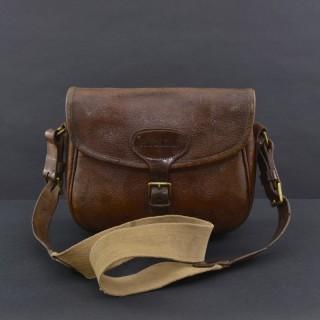 100 Size Leather Cartridge Bag