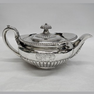 Georgian Silver Teapot by Paul Storr