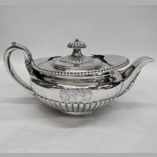 Georgian Silver Teapot by Paul Storr