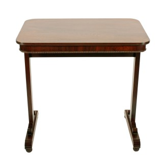Regency Mahogany Side Table