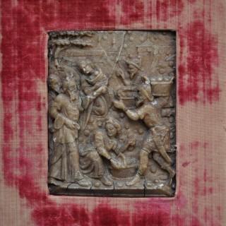 17C Malines Alabaster Panel