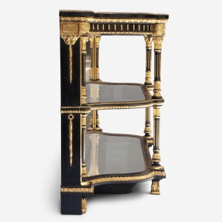 AN IMPORTANT SIDE CABINET BY CHARLES NOSOTTI