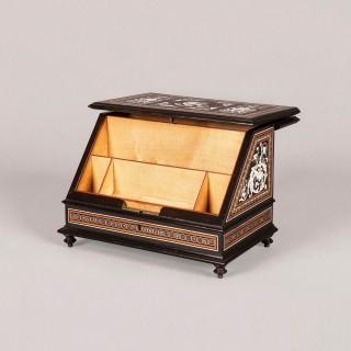 Italian Neo-Renaissance Decorative Box