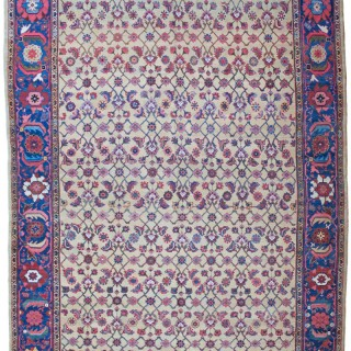 Antique Hamadan carpet