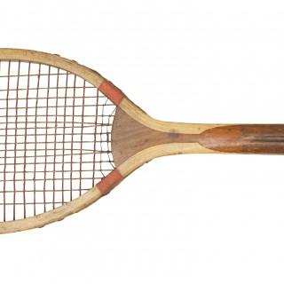 Bussey Ball Tail Tennis Racket