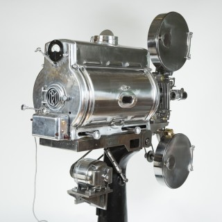 35mm cinema projector by M.I.P.
