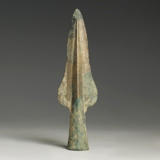 Bronze Age Spearhead