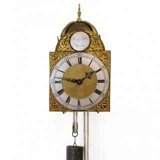 Hook and Spike Lantern Wall clock - Ralph Gout, London