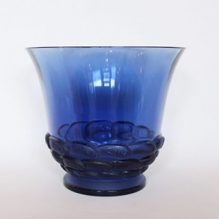 Blue Monaco Vase