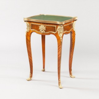 French Occasional Table in the Louis XV Manner